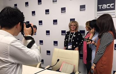 Более 400 человек посетили мастер-классы ТАСС в рамках VI СПб МКФ