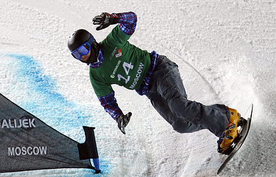 Сноубордисты Уайлд и Заварзина согласны выступить на Играх в нейтральном статусе