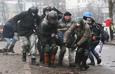 Наемники из Грузии рассказали, кто стрелял по митингующим на «майдане»