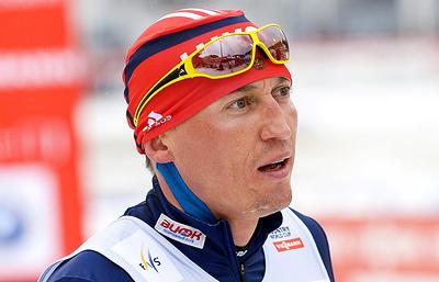 Лыжник Легков объявил о присоединении к движению Putin Team