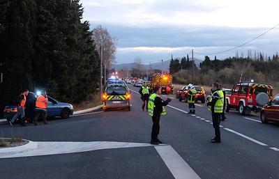 Во Франции при столкновении поезда и школьного автобуса погибли четыре ребенка