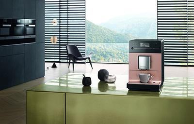 Miele выпустила новую линейку кофемашин серии CM5
