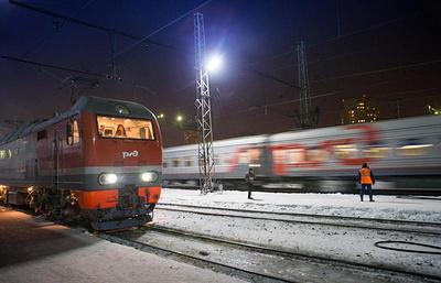 В Пермском регионе Свердловской желдороги в 2017 году обновлено свыше 124 км пути