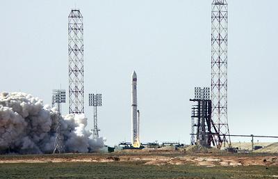 Ракета «Зенит-2SБ» со спутником «Ангосат» стартовала с Байконура