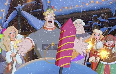 Все, что нужно знать о мультфильме «Три богатыря и принцесса Египта»