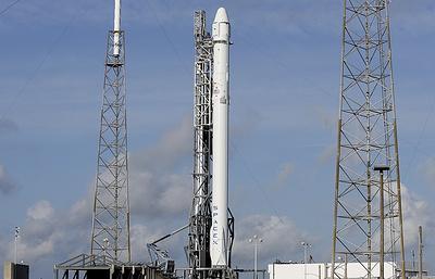 SpaceX запустила ракету Falcon 9 с секретным правительственным спутником