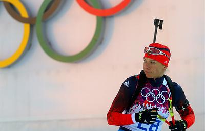 Пихлер не верит заявлениям Родченкова о том, что биатлонистка Зайцева употребляла допинг