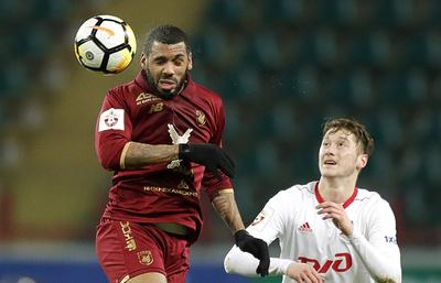 Футболист Мвила расторг контракт с «Рубином» и подписал соглашение с «Сент-Этьеном»