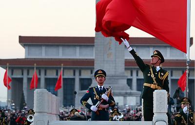 Зачем Китай готовится к боям в горах и пустыне