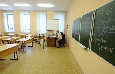 Прокуратура проверит законность выплат учителям района в Зауралье, объявившим о забастовке