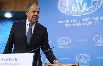 Лавров: Россия продолжит добиваться справедливости в мире, несмотря на рост напряженности