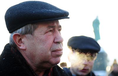 Биография политического деятеля Виктора Анпилова