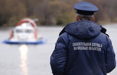 Московские спасатели протестируют беспилотник для наблюдения за водоемами