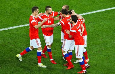 Блан: сборная России по футболу может преподнести сюрприз на домашнем чемпионате мира