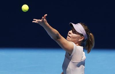 Шарапова заявила, что ей интересно играть против победителей турниров Большого шлема