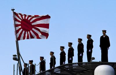 Японцы забывают о самоограничении и вспоминают о милитаризме