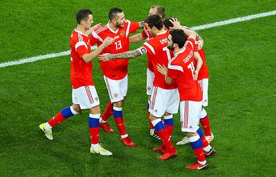 Футболисты сборной России 19 марта начнут подготовку к матчам с бразильцами и французами