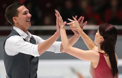 Жулин: фигуристы Боброва и Соловьев выполнили тренерскую установку в коротком танце на ЧЕ
