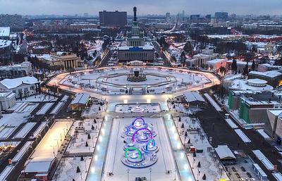 Власти Москвы выполнили план по заливке катков на 99%