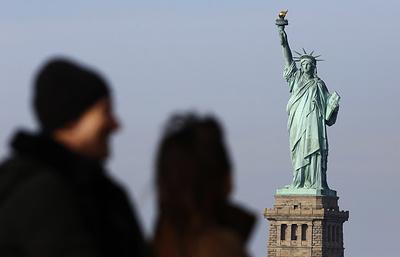 Власти штата Нью-Йорк нашли деньги, чтобы вновь открыть статую Свободы для туристов