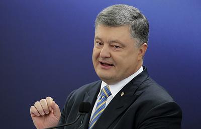 Порошенко подписал представление об избрании новых членов ЦИК Украины