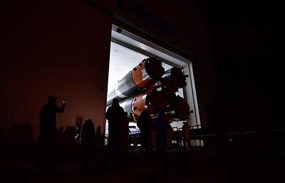 Третий старт ракеты-носителя «Союз-2» состоится с космодрома Восточный