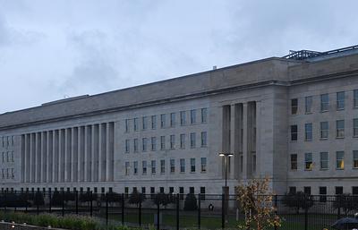 Пентагон: США не ищут конфликта с сирийским правительством