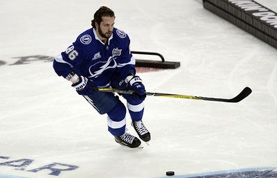 Шайба Кучерова принесла «Тампе» победу над «Лос-Анджелесом» в матче НХЛ