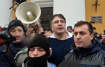 История конфликта Михаила Саакашвили с властями Украины. Досье