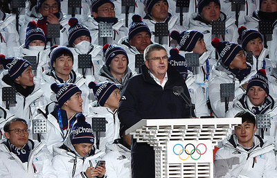 Глава МОК намерен продвигать участие КНДР в Олимпиаде-2020 в Токио