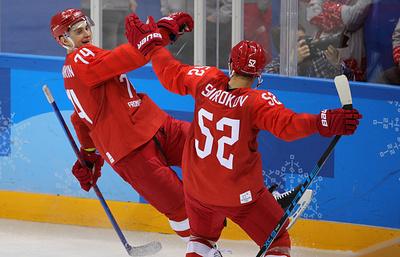 Хоккеист Прохоркин признался, что неудачная игра со словенцами прибавила ему мотивации