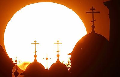 У православных наступает Великий пост