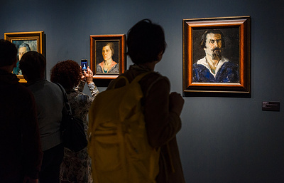 Выставку «Казимир Малевич. Не только «Черный квадрат»» уже посетило более 75 000 человек