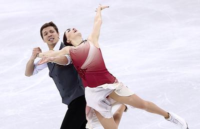 Фигуристы Боброва и Соловьев не сожалеют о пятом месте на Олимпиаде