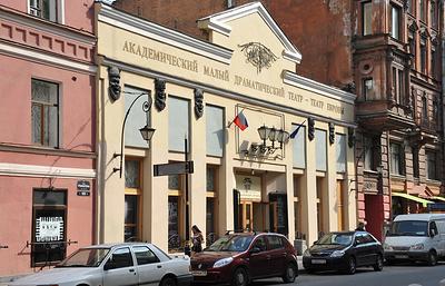 При проектировании новой сцены Малого драмтеатра в Петербурге похитили 45 млн рублей