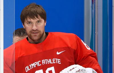 Кошечкин займет место в воротах команды олимпийских атлетов из РФ в полуфинале ОИ