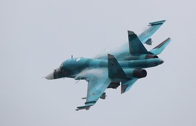 Первая в ЦВО эскадрилья Су-34 сформирована на Южном Урале