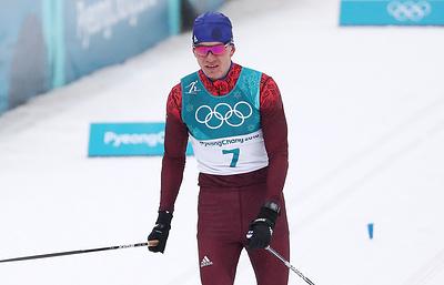 Биография российского лыжника Александра Большунова