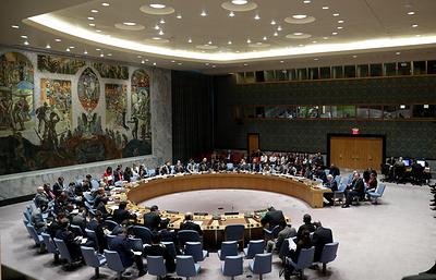 СБ ООН единогласно принял резолюцию об установлении 30-дневного перемирия в Сирии