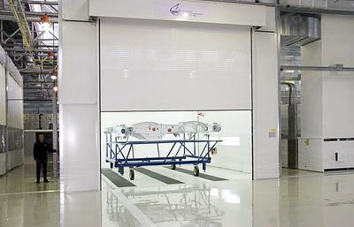 Новый участок покраски агрегатов для МиГ-35 и МиГ-31 открыли в Нижнем Новгороде