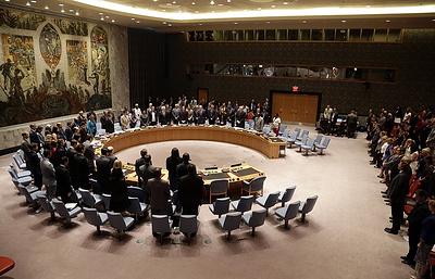 США в ООН назвали бессмысленными разговоры о снятии санкций с РФ до прогресса на Украине