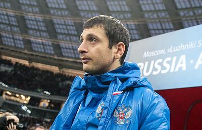 Дзагоев пропускает тренировку сборной России и занимается индивидуально