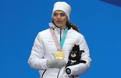 Трехкратная чемпионка Паралимпиады Румянцева: до поступления в ВУЗ не вставала на лыжи