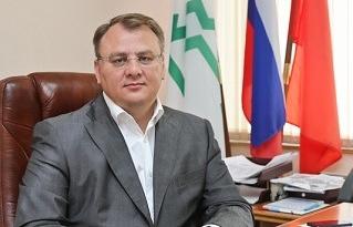 Глава Волоколамского района Подмосковья отправлен в отставку