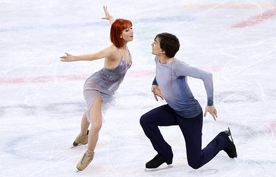 Российским фигуристам Загорски и Гурейро сложнее выступать на ЧМ, чем на Олимпиаде