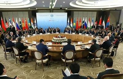 Новые направления деятельности ШОС будут в центре внимания на ПМЭФ-2018