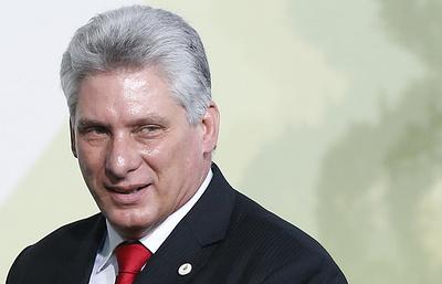 Биография председателя Госсовета Кубы Мигеля Диаса-Канеля