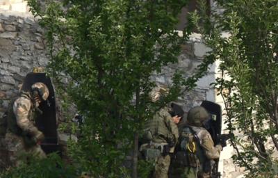 Источник: несколько боевиков ликвидированы в зоне действия КТО в Дербенте
