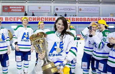 """Митрофанова: введение плей-офф в ЖХЛ добавило хоккеисткам """"Агидели"""" эмоций и настроя"""