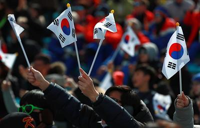 История взлета и падения сборной Южной Кореи по хоккею